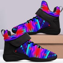 Visions of Peace Kid's Ipottaa Basketball / Sport High Top Shoes 49 Dzine