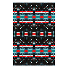 Visions of Peaceful Nights Flat Weave Rug 49 Dzine 48x72 inch With