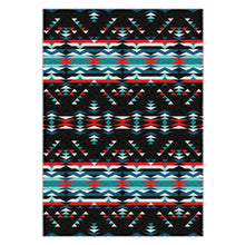 Visions of Peaceful Nights Flat Weave Rug 49 Dzine 60x84 inch With