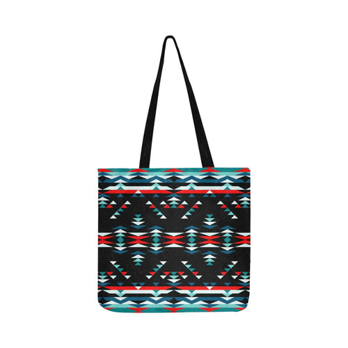 Visions of Peaceful Nights Reusable Shopping Bag Model 1660 (Two sides) Shopping Tote Bag (1660) e-joyer