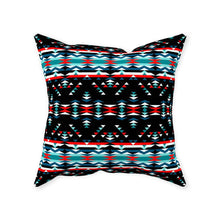 Visions of Peaceful Nights Throw Pillows 49 Dzine With Zipper Poly Twill 16x16 inch