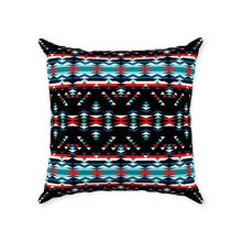 Visions of Peaceful Nights Throw Pillows 49 Dzine With Zipper Poly Twill 18x18 inch