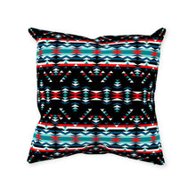 Visions of Peaceful Nights Throw Pillows 49 Dzine With Zipper Spun Polyester 14x14 inch