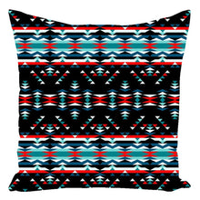 Visions of Peaceful Nights Throw Pillows 49 Dzine With Zipper Spun Polyester 16x16 inch