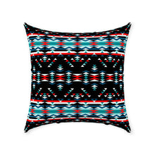 Visions of Peaceful Nights Throw Pillows 49 Dzine With Zipper Spun Polyester 18x18 inch