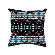 Visions of Peaceful Nights Throw Pillows 49 Dzine Without Zipper Spun Polyester 14x14 inch