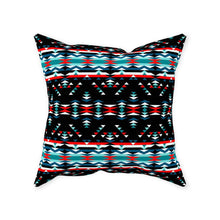 Visions of Peaceful Nights Throw Pillows 49 Dzine Without Zipper Spun Polyester 16x16 inch