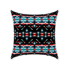 Visions of Peaceful Nights Throw Pillows 49 Dzine Without Zipper Spun Polyester 18x18 inch