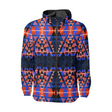 Writing on Stone Battle All Over Print Windbreaker for Unisex (Model H23) All Over Print Windbreaker for Men (H23) e-joyer