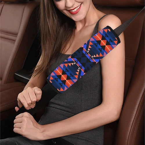 Writing on Stone Battle Car Seat Belt Cover 7''x12.6'' Car Seat Belt Cover 7''x12.6'' e-joyer