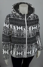 Writing on Stone Black and White Insulated Winter Coat for Women 49 Dzine