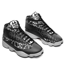 Writing on Stone Black and White Isstsokini Athletic Shoes Herman