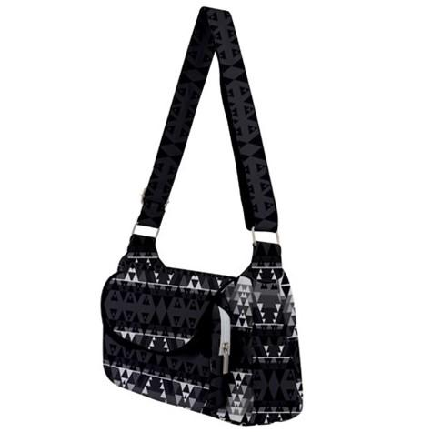 Writing on Stone Black and White Multipack Bag 49 Dzine