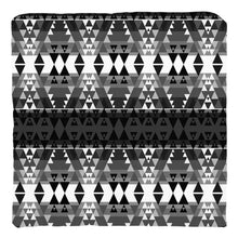 Writing on Stone Black and White Throw Pillows 49 Dzine Cover only-no insert Poly Twill 14x14 inch