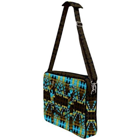 Writing on Stone Broken Lodge Cross Body Office Bag 49 Dzine
