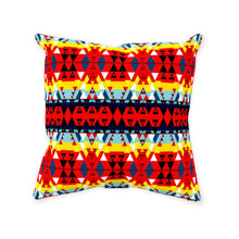 Writing on Stone Enemy Retreat Throw Pillows 49 Dzine With Zipper Spun Polyester 14x14 inch