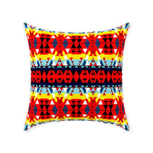 Writing on Stone Enemy Retreat Throw Pillows 49 Dzine With Zipper Spun Polyester 18x18 inch