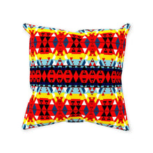 Writing on Stone Enemy Retreat Throw Pillows 49 Dzine Without Zipper Spun Polyester 14x14 inch