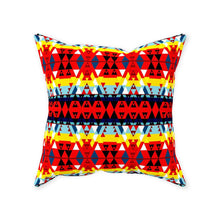 Writing on Stone Enemy Retreat Throw Pillows 49 Dzine Without Zipper Spun Polyester 16x16 inch