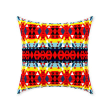 Writing on Stone Enemy Retreat Throw Pillows 49 Dzine Without Zipper Spun Polyester 18x18 inch