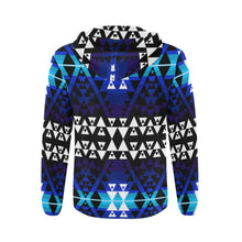 Writing on Stone Night Watch All Over Print Full Zip Hoodie for Men (Model H14) All Over Print Full Zip Hoodie for Men (H14) e-joyer