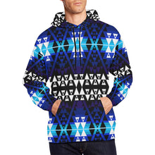 WRiting on Stone Night Watch All Over Print Hoodie for Men/Large Size (USA Size) (Model H13) All Over Print Hoodie for Men/Large (H13) e-joyer