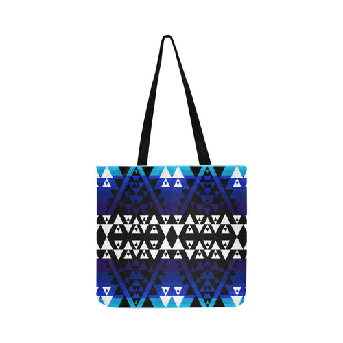 WRiting on Stone Night Watch Reusable Shopping Bag Model 1660 (Two sides) Shopping Tote Bag (1660) e-joyer
