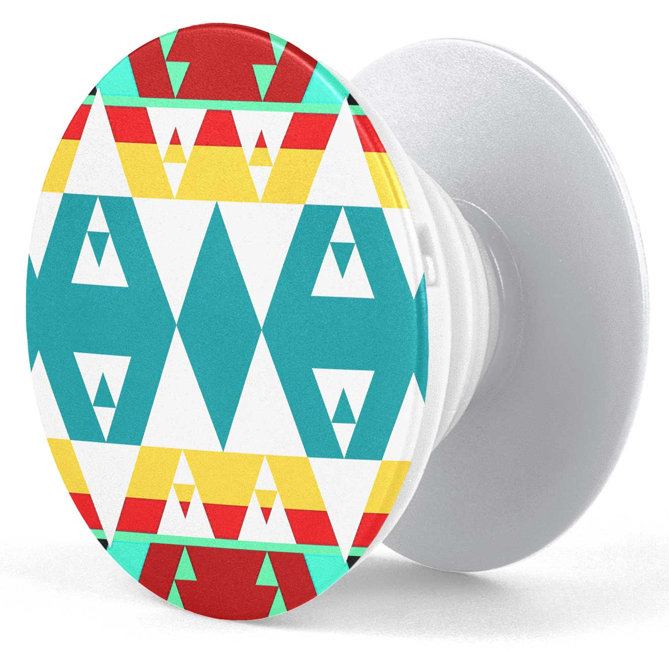 Writing on Stone Wheel Pop socket (White) PopSocket 49 Dzine