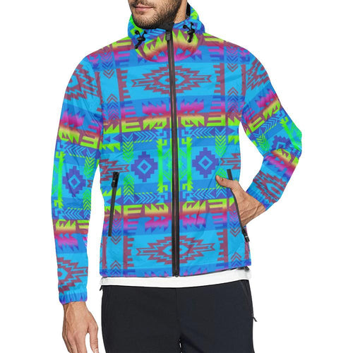 Young Journey All Over Print Windbreaker for Unisex (Model H23) All Over Print Windbreaker for Men (H23) e-joyer