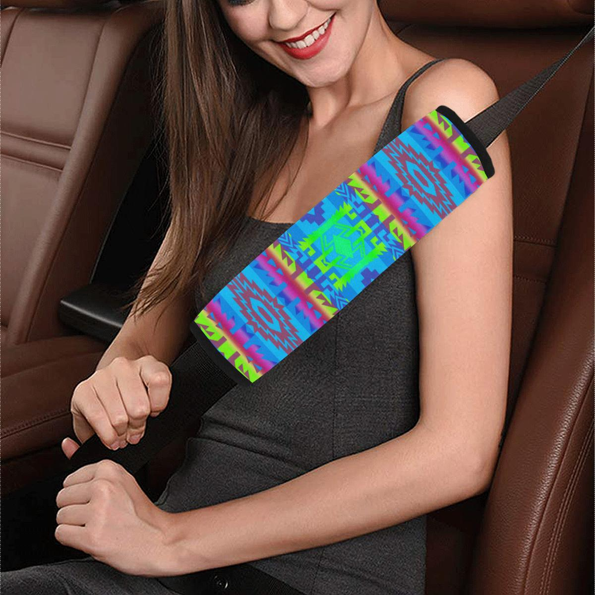 Young Journey Car Seat Belt Cover 7''x12.6'' Car Seat Belt Cover 7''x12.6'' e-joyer