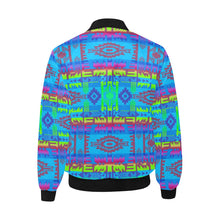 Young Journey Unisex Heavy Bomber Jacket with Quilted Lining All Over Print Quilted Jacket for Men (H33) e-joyer