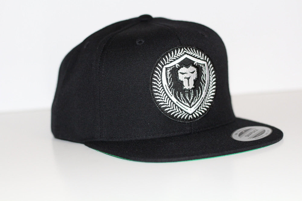 Merciless Athletics Black Snapback