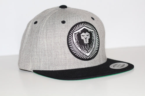 Merciless Athletics Heather Gray Snapback