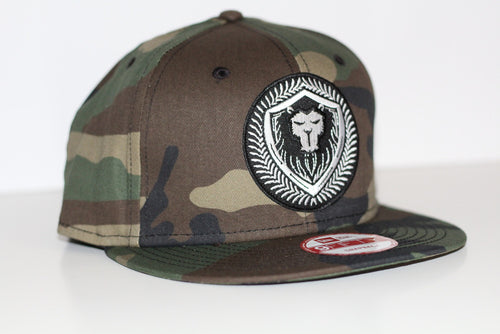 Merciless Athletics Premium Camo Snapback
