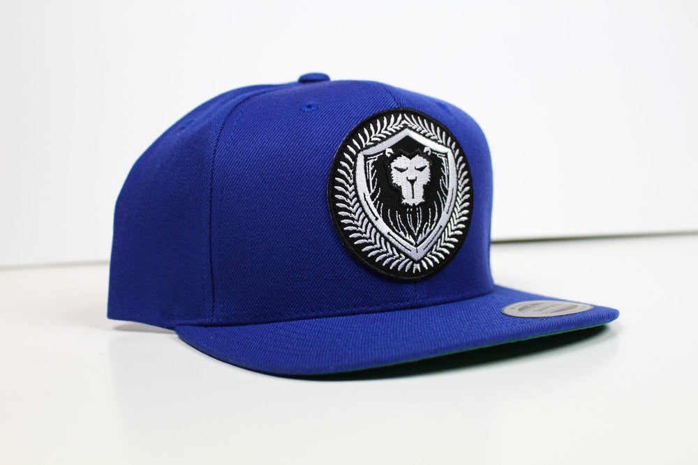 Merciless Athletics Royal Blue Snapback