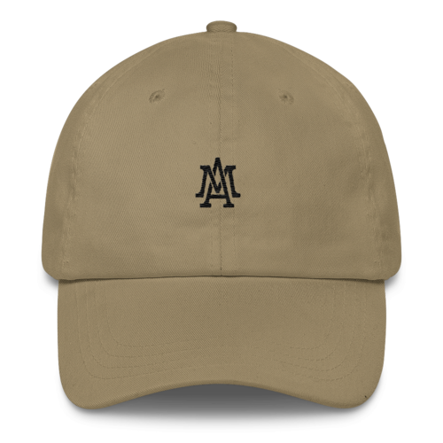 Lifestyle Logo Dad Hat - Tan