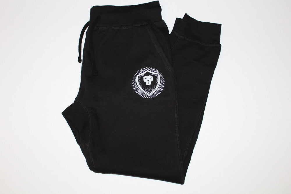 Merciless Athletics fitted Joggers - Black