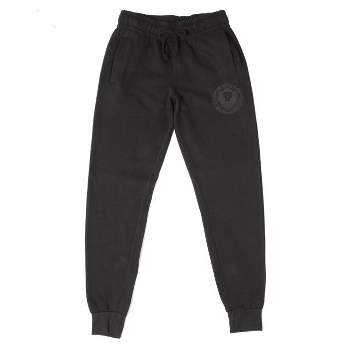 Black Friday Exclusive Merciless Athletics fitted Joggers - Black