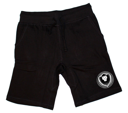 Merciless Athletics Jogger Shorts - Black