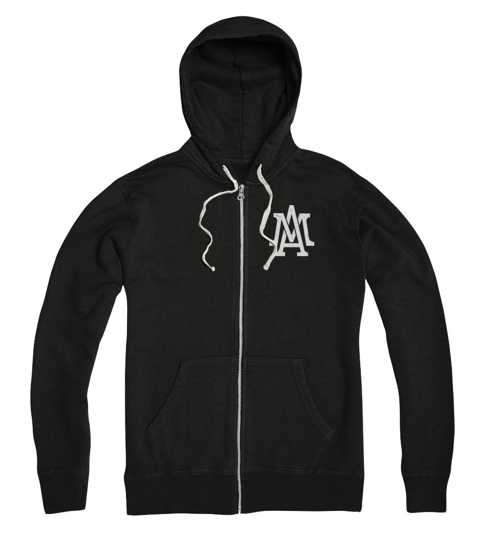 Merciless Athletics Lifestyle zip up hoodie