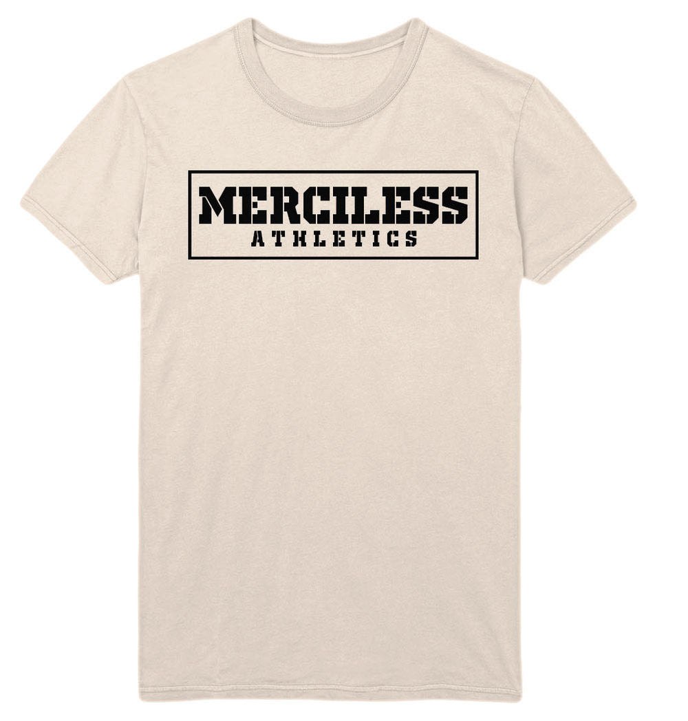 The Merciless Athletics Stamped tee
