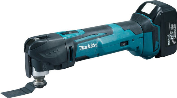 Makita Oscillating Blades and Multi Tool Blade Accessories