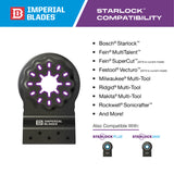 Imperial Blades - Standard All-Purpose Variety Pack - IBSLV-3 - Starlock