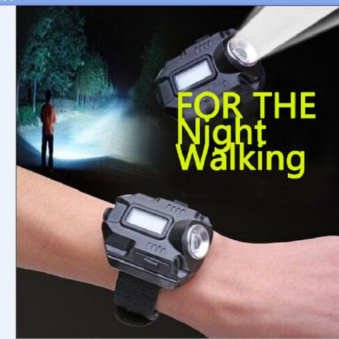 Wrist Flashlight - findrly