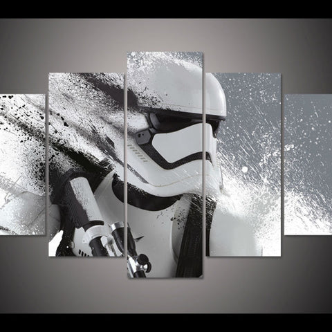 Stormtrooper Star Wars Wall Art