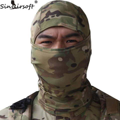 Tactical Facemask - findrly