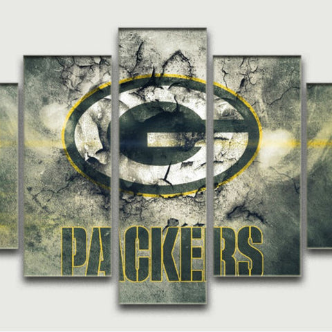 Green Bay Packers Wall Art