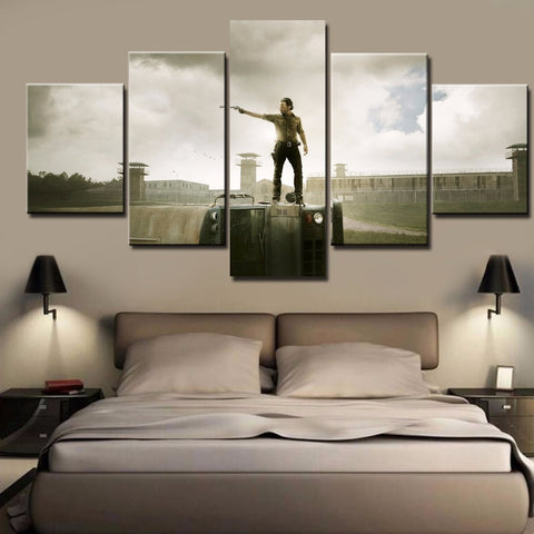 Walking Dead Wall Art