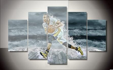 Stephen Curry Wall Art