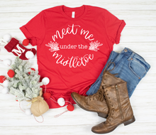 Load image into Gallery viewer, Meet Me Under The Mistletoe {Pretty Printed Shop Collab}